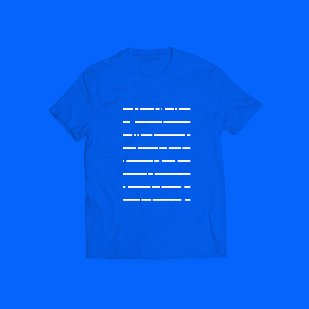 T-Shirt-MockUp-Front-Lifeblood-Blue