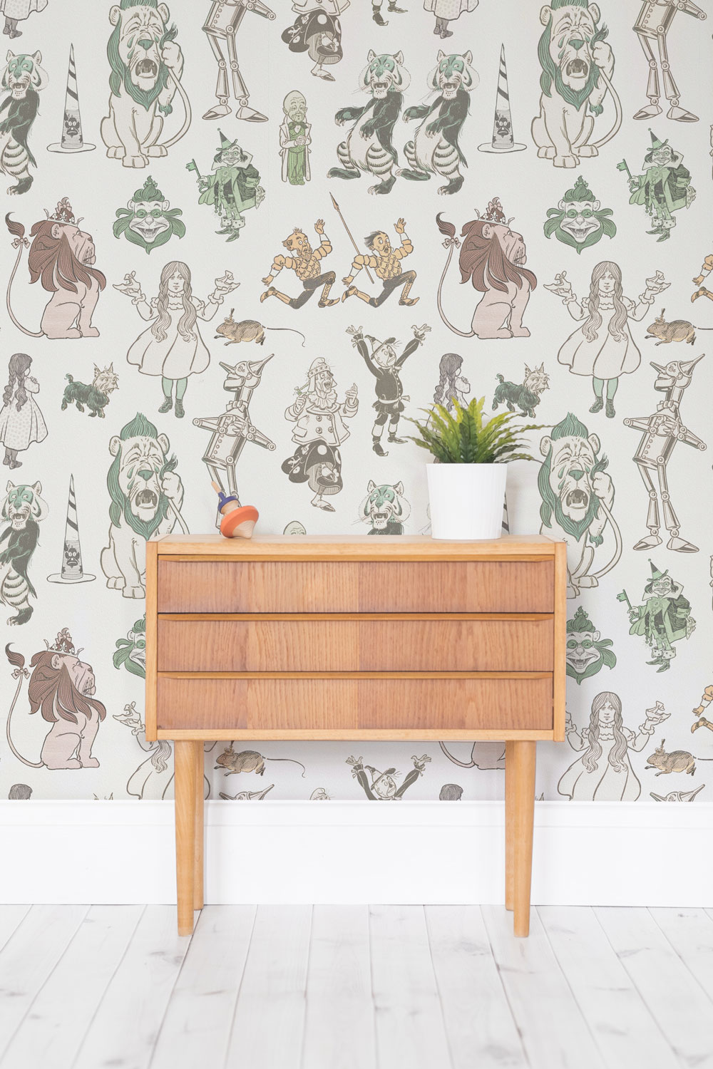 Literature Themed Wallpaper Prints By Murals