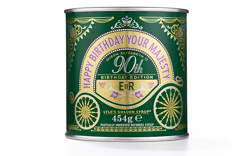 Lyles Golden Syrup Queens 90