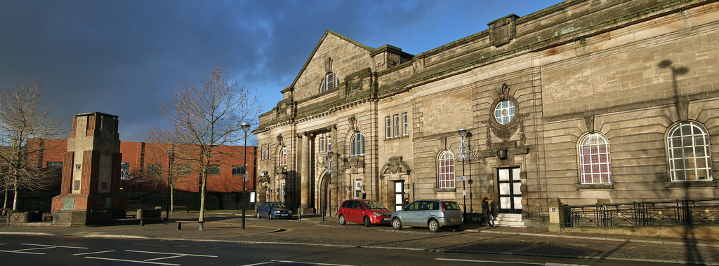 Stoke on trent is looking for a design team to create a wayfinding system for the city design week Bathroom design and installation stoke on trent