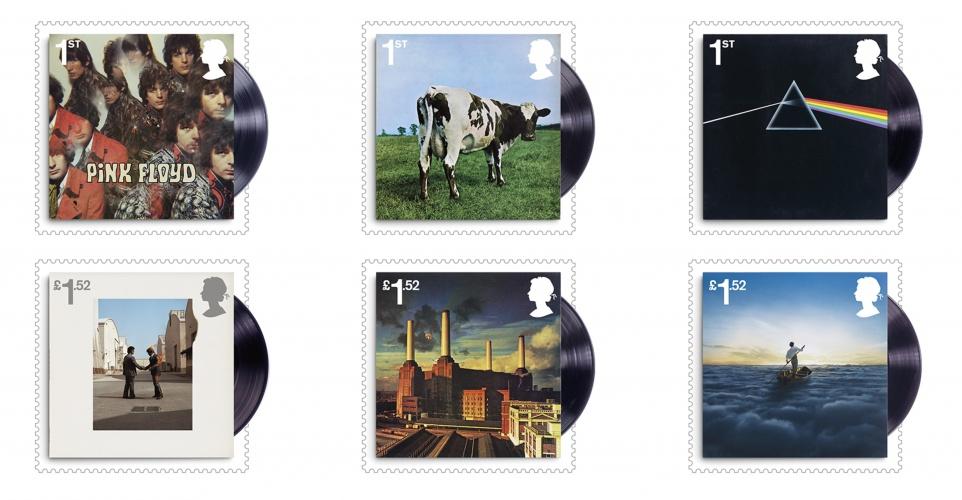 Pink Floyd Stamps stampcards.indd