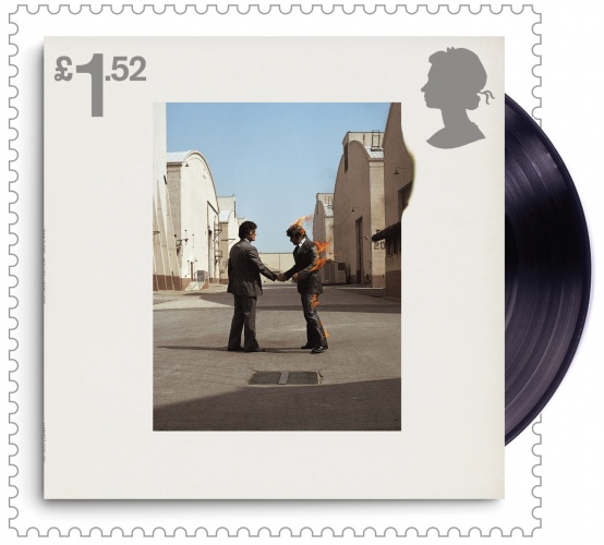 Wish You Were Here 400% Stamp