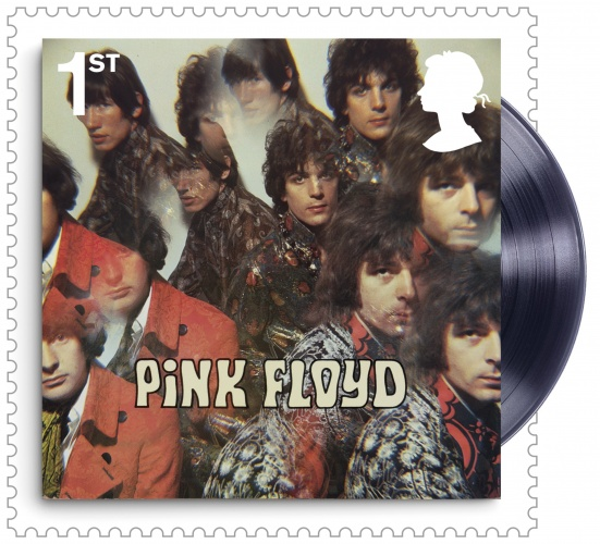 The Piper at the Gates of Dawn 400% Stamp