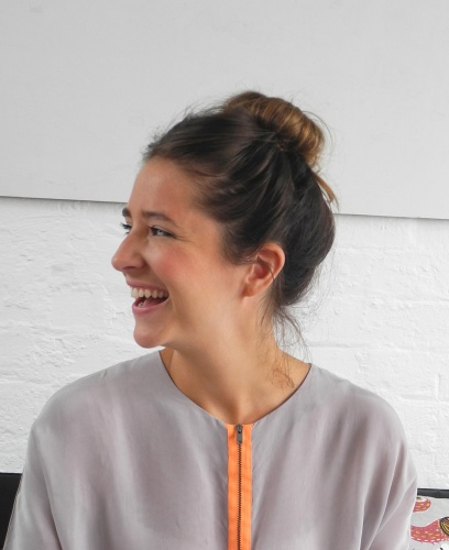 Bryony Meyrick, creative director, Together Design