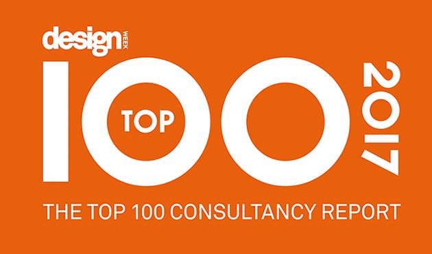 Top 100 Design Agencies