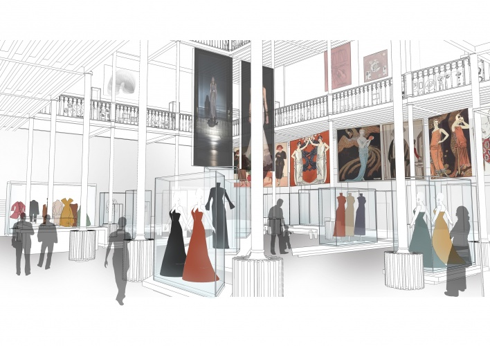 Visualisation of Fashion and Style Gallery