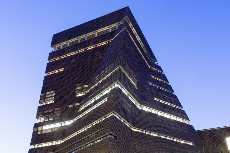 Switch House, Tate Modern © Iwan Baan
