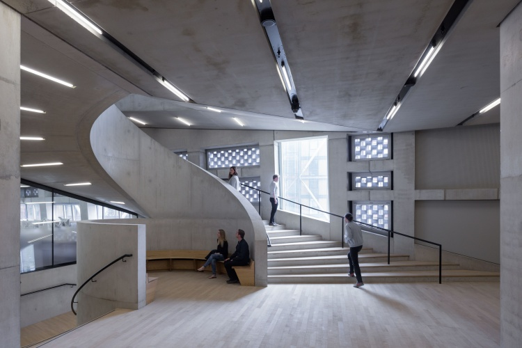 New Tate Modern interiors unveiled ahead of open date - Design Week