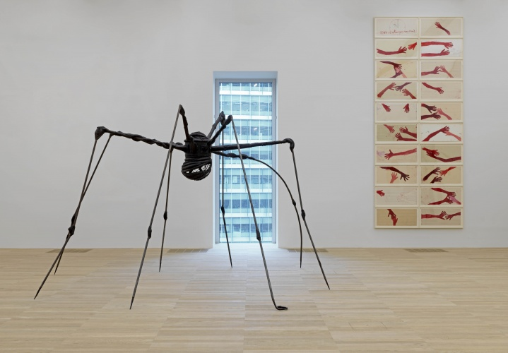 Louise Bourgeois Cell (Eyes & Mirrors) 1989-93