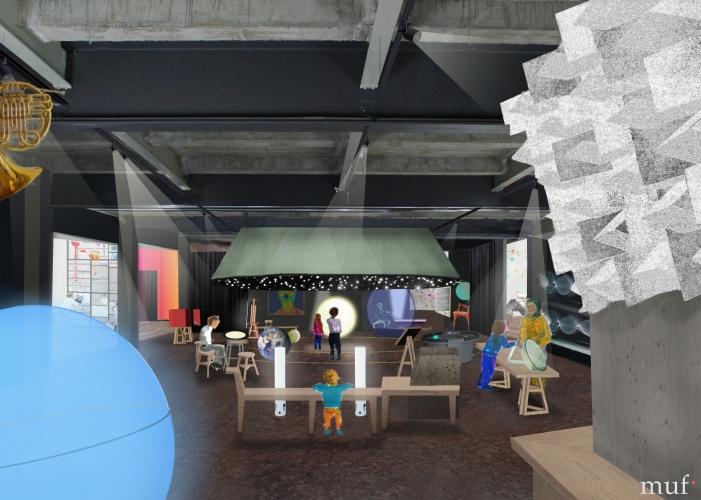 Wonderlab The Statoil Gallery 2 ∏ Science Museum, muf architecture art
