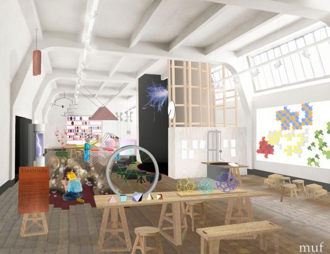 Wonderlab The Statoil Gallery 3 ∏ Science Museum, muf architecture art