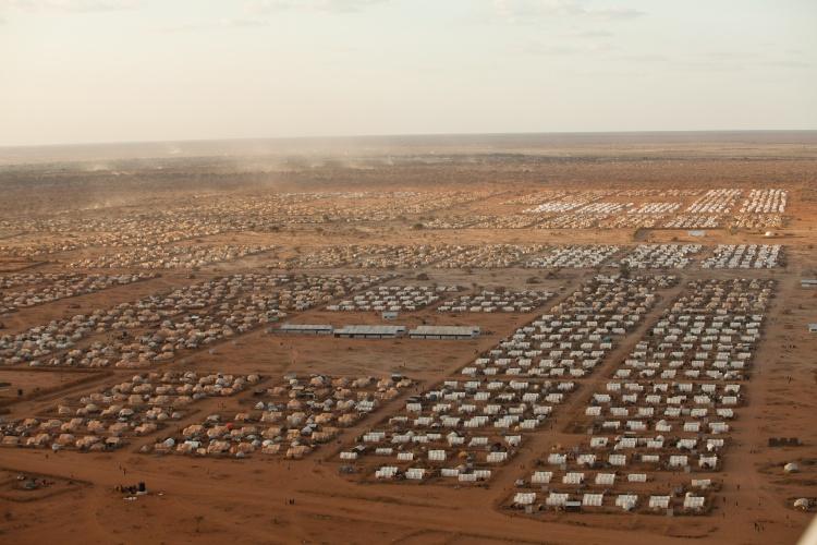 Ifo 2, Dadaab Refugee Camp, Kenya. Brendan Bannon. 2011