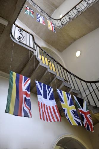 Pali Palavathanan-Natsatclub Flags-Somerset House