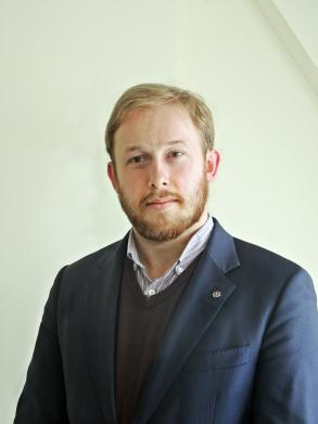 Jack Tindale, manager, All-Party Design & Innovation Group and Design Commission