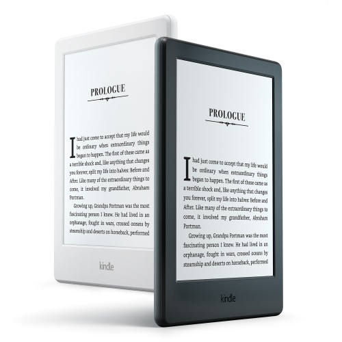 Kindle - Black and White
