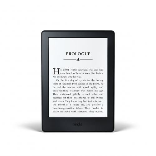 Kindle, Front