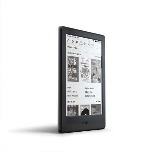 Kindle, Side