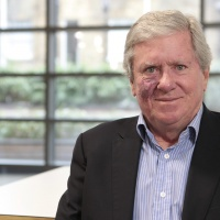 The Design Council's new chairman, Terry Tyrrell, who comes from consultancy Brand Union
