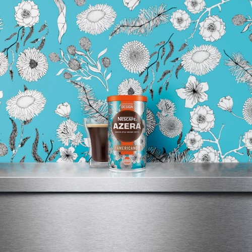 Floral Fashion_NESCAFE AZERA