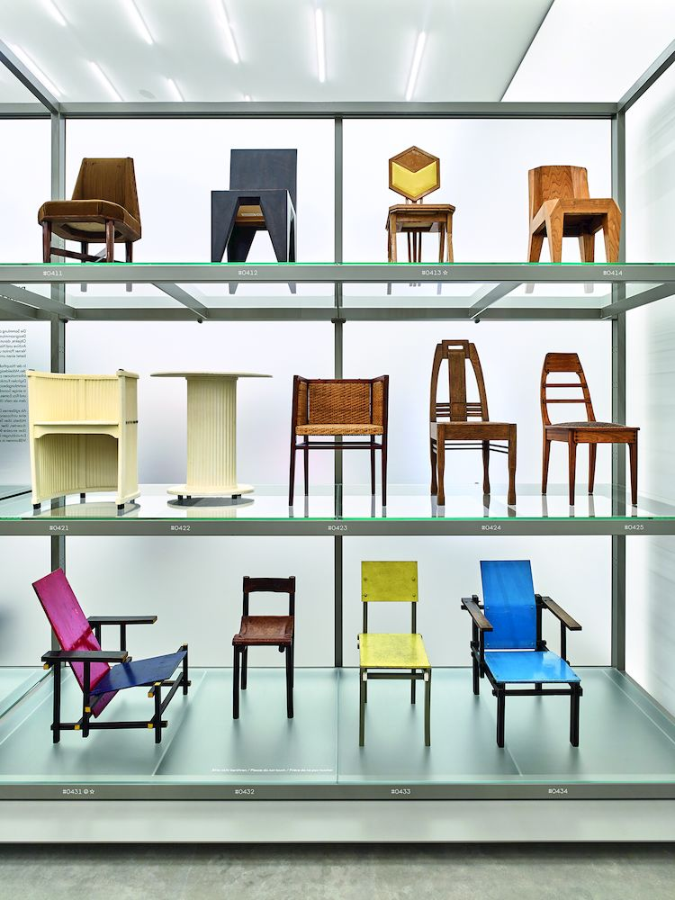 vitra design museum opens new exhibition space showcasing