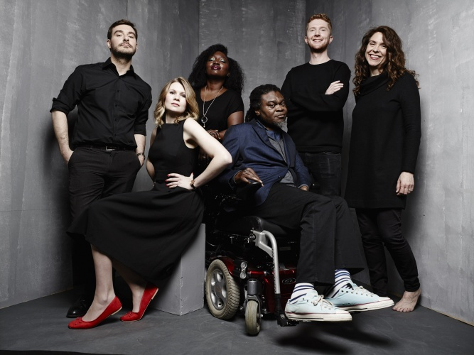 V&A staff, c. Rankin