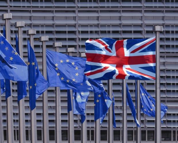 Brussels , Belgium - March 23, 2015: The European Commission Headquarters of European Community