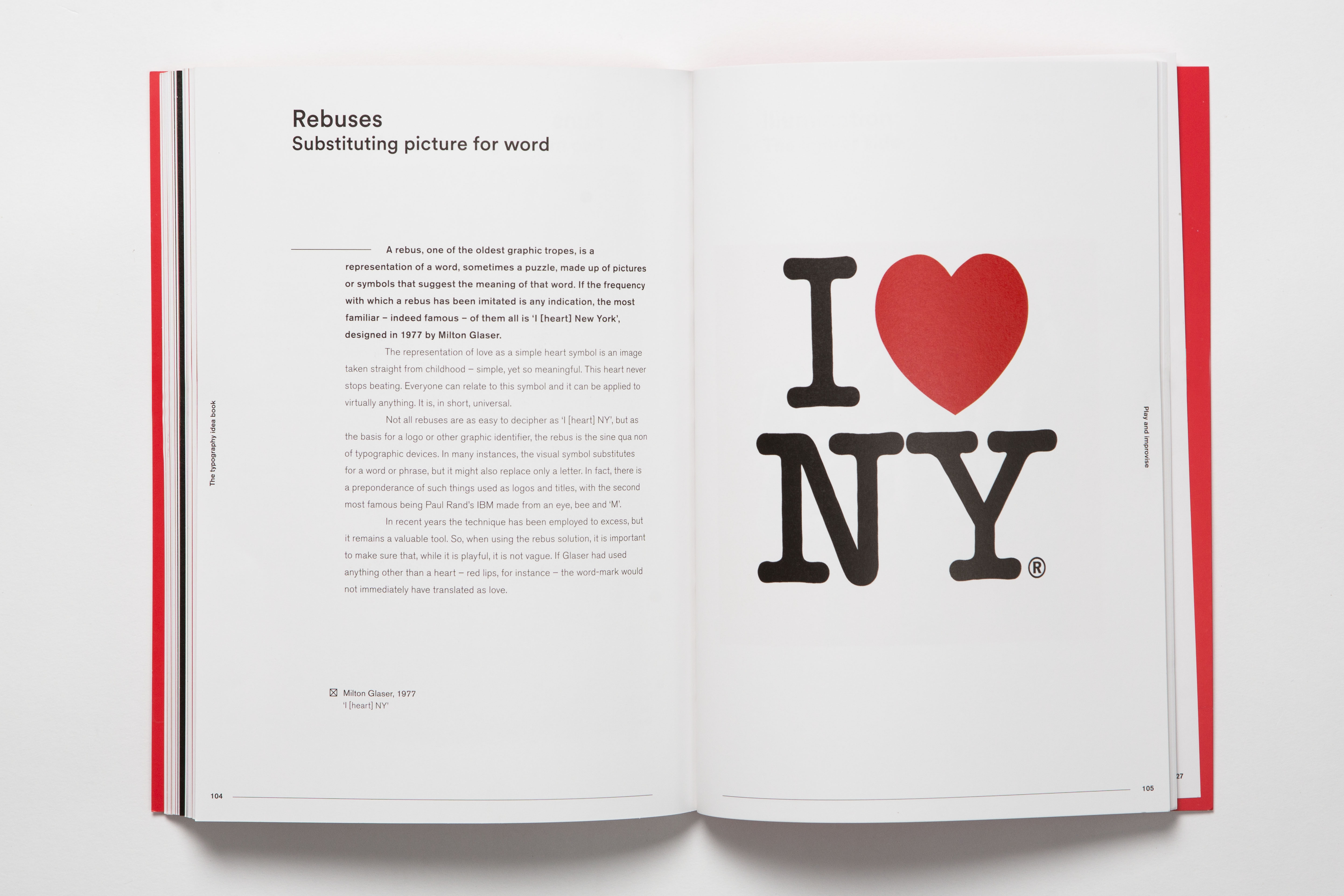 The Typography Idea Book By Steven Heller And Gail Anderson