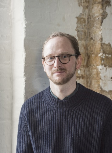 Andy Giddings, design director at Here Design