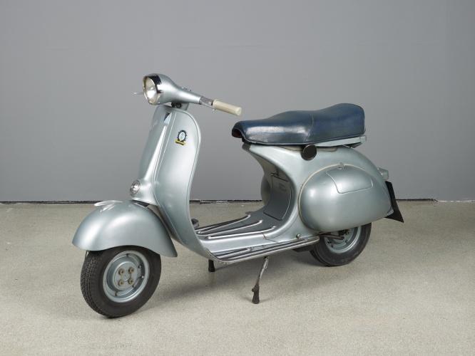 Design Museum, Adopt an Object, Vespa Clubman, Year 1946, Designer Corradino D'Ascanio