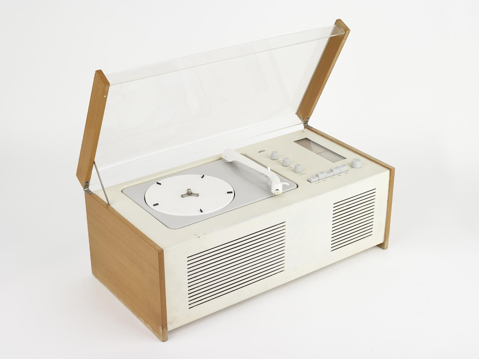 Design Museum, Adopt an Object, Phonosuper SK5, Year 1956, Designer Dieter Rams