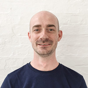 Paddy Carey, senior designer, Together Design