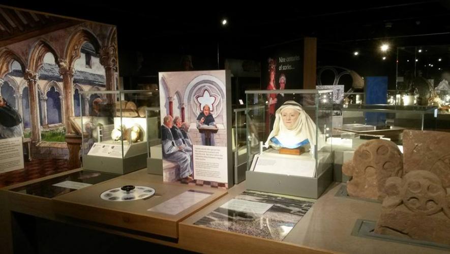 Norton Priory Exhibition