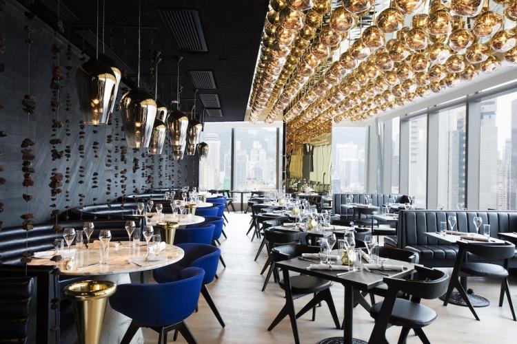 alto restaurant interiors by tom dixon design research studio rh designweek co uk