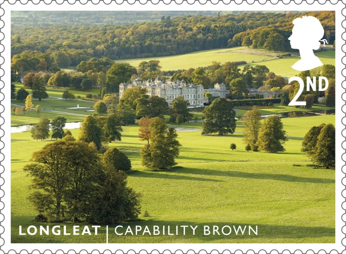 LG Longleat stamp 400%