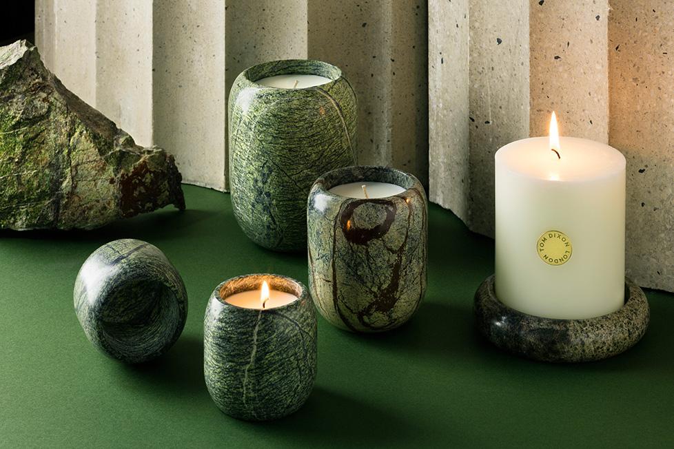 Tom Dixon, Materialism Candles
