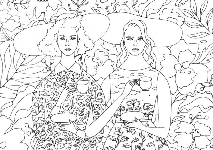Cara&Vincent by Ayumi Takahashi