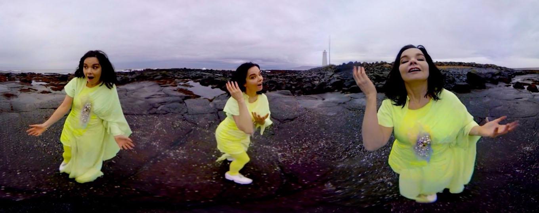 Björk - Stonemilker VR © Andrew Thomas Huang