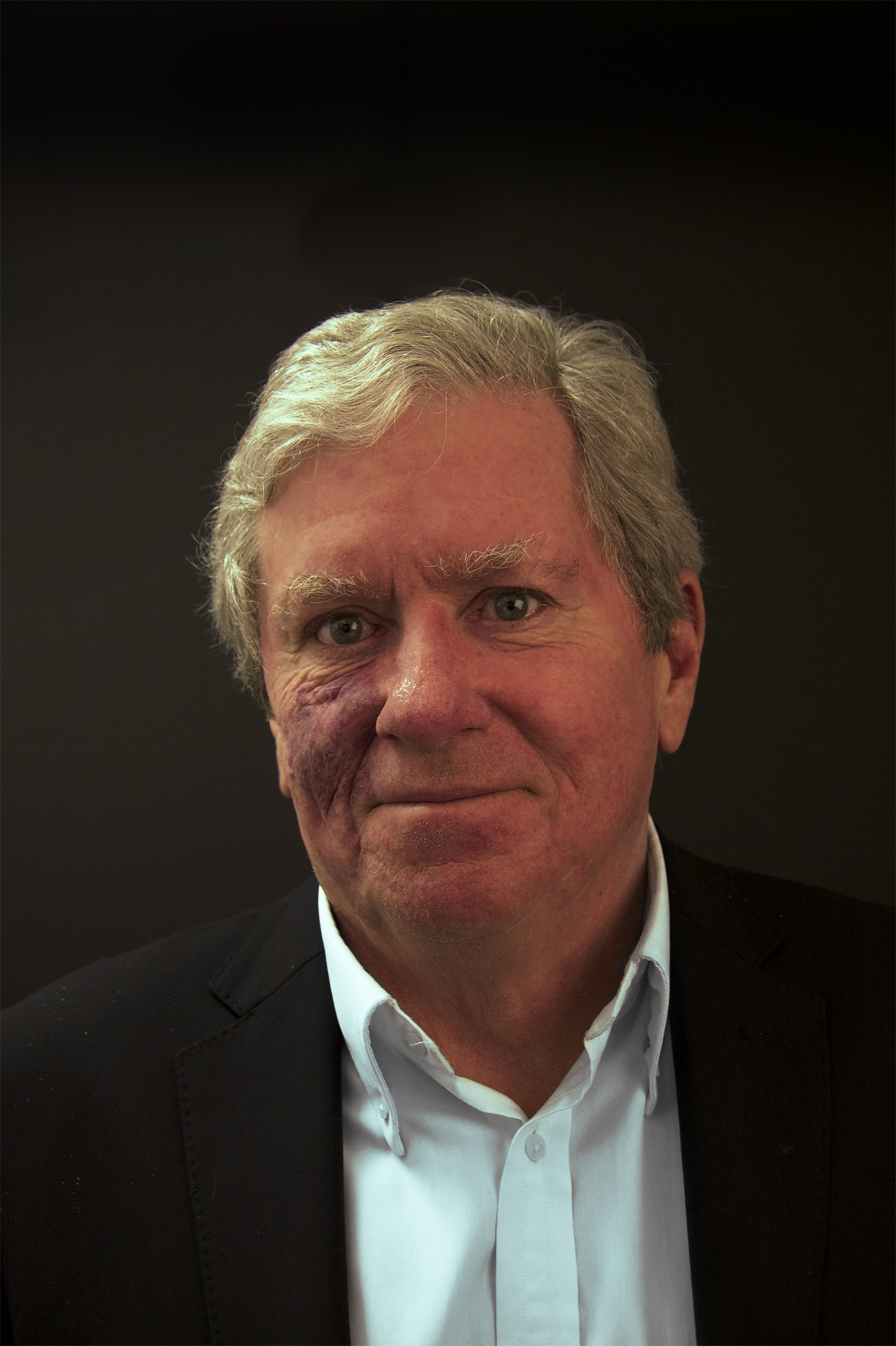 Terry Tyrrell, chair, Design Council