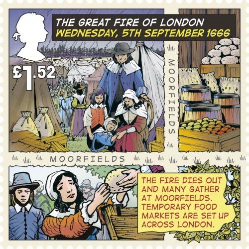 5.GreatFireOfLondon-Weds5th