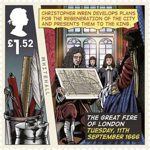 6.GreatFireOfLondon-Tuesday11th