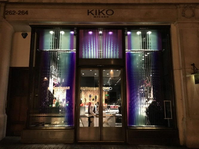 KIKO MILANO with Aleksa Studio 01