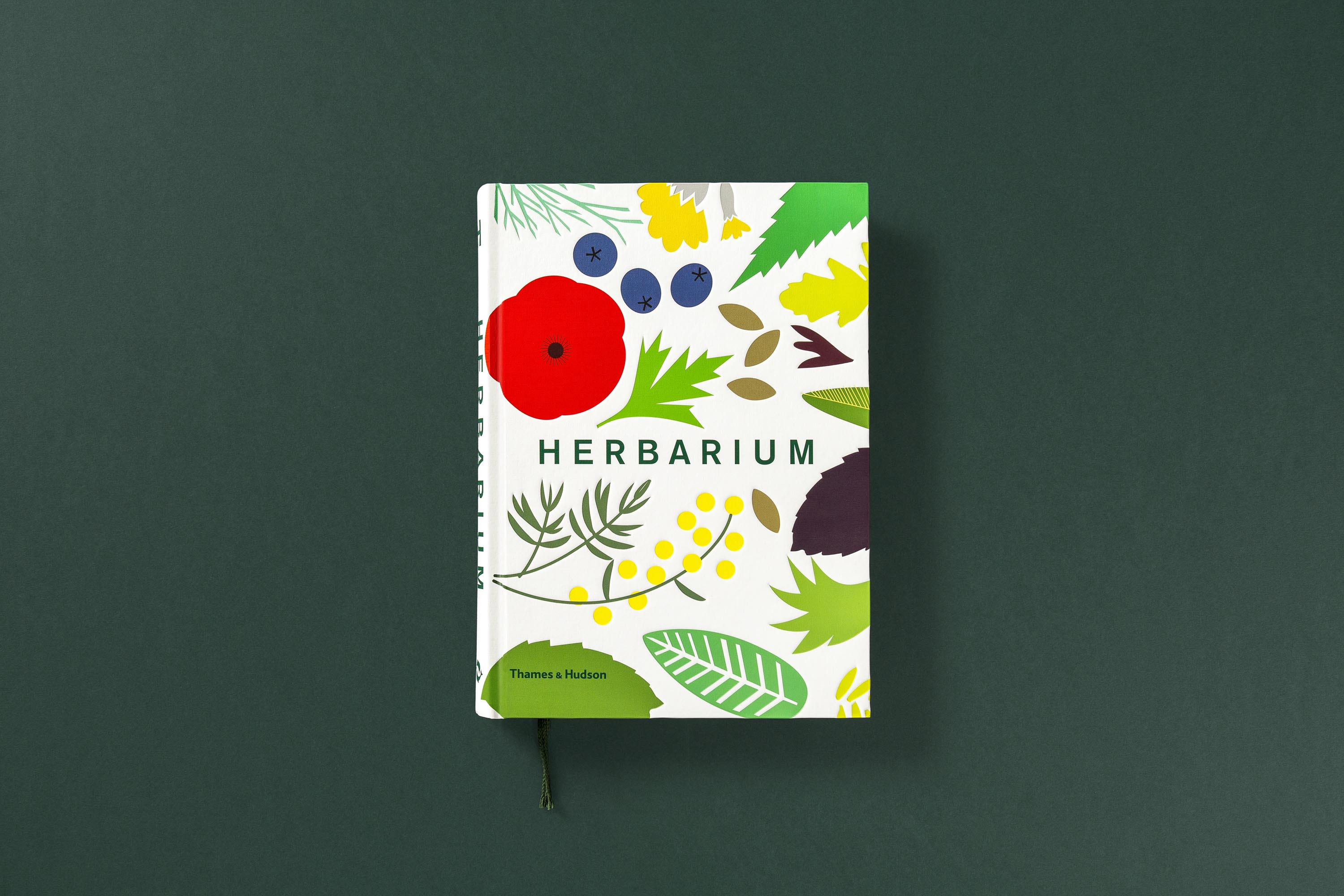 Children S Book Cover Design Inspiration : Herbarium book by caz hildebrand