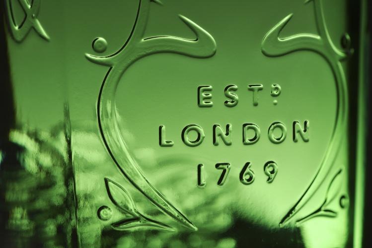 Gordon's Est London 1769