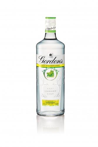 GORDON'S_Bottle70cl_Elderflower