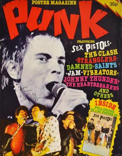 PosterMagazinePUNK