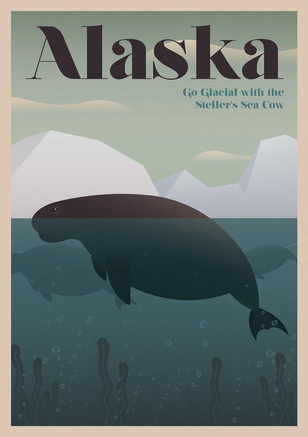 Alaska – sea cow