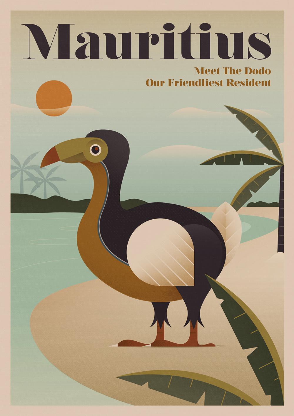 Mauritius – Dodo