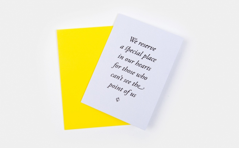 Pessimistic greetings cards by the school of life pessimisticcards04a m4hsunfo