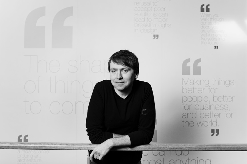 Matthew Cockerill, creative director, Seymourpowell