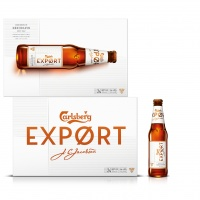 Carlsberg Export goes back to Danish roots with rebrand